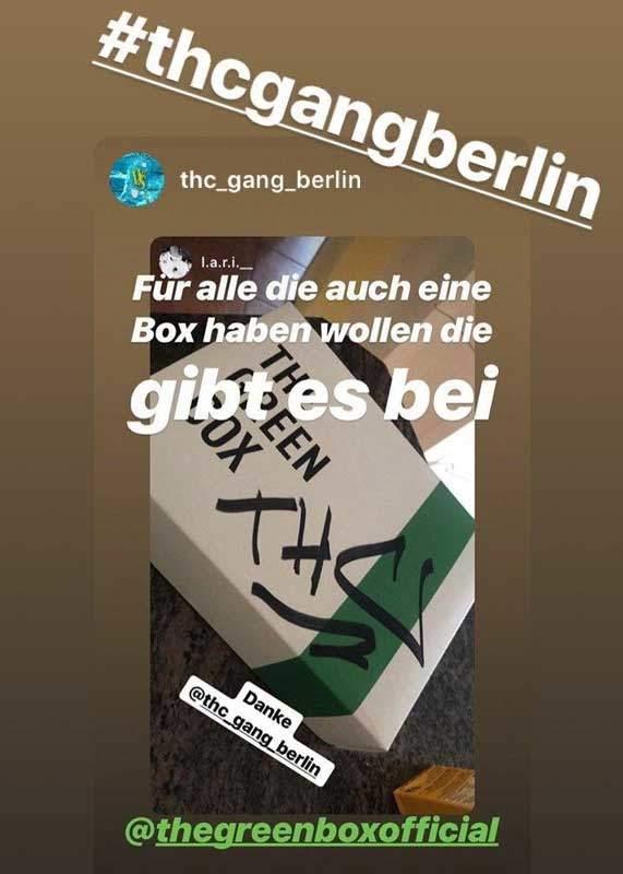 THC Gang Berlin